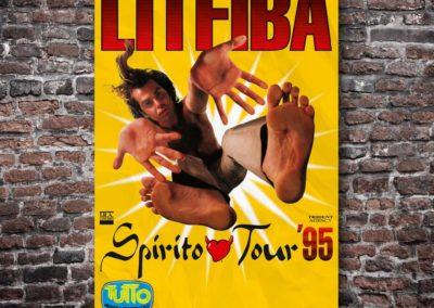 1995_Litfiba_spirito tour 95