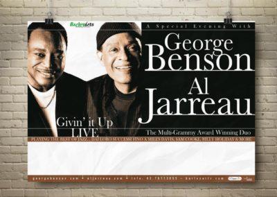2008_George Benson & Al Jarreau