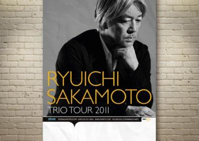 2011_Ryuichi Sakamoto_trio tour